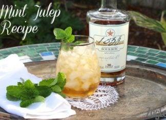 Mint Julep Recipe   One Dish Kitchen
