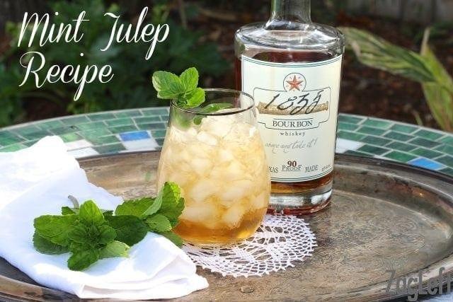 Mint Julep Recipe | One Dish Kitchen