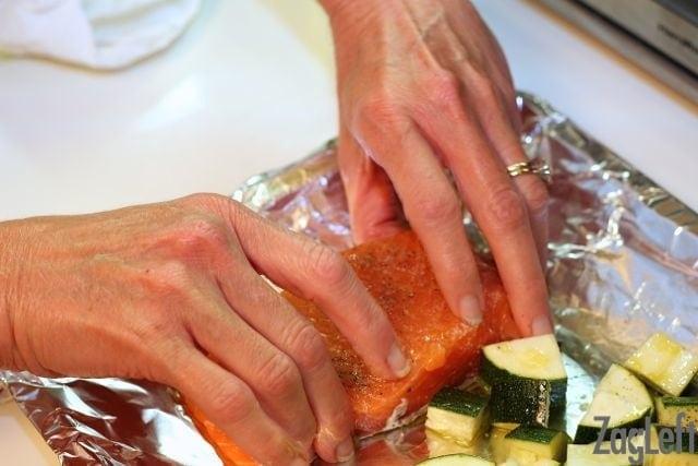 Easy Salmon Recipe | One Dish Kitchen