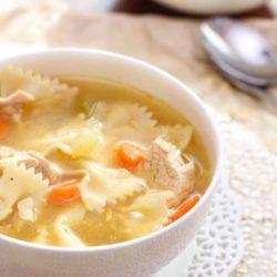 Chicken Soup Recipe | One Dish Kitchen