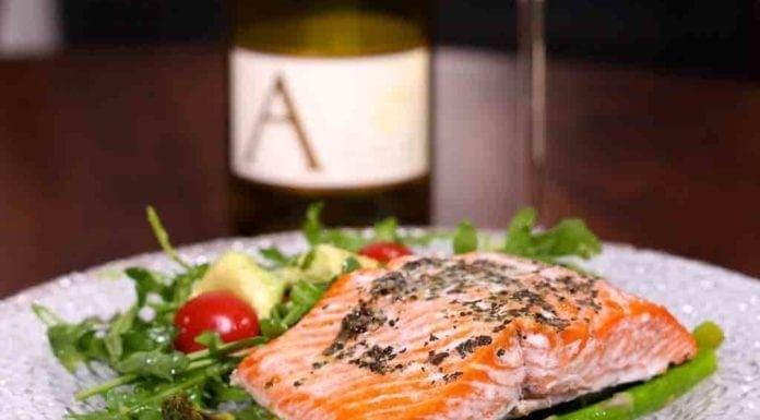 Roasted Salmon and Asparagus | ZagLeft
