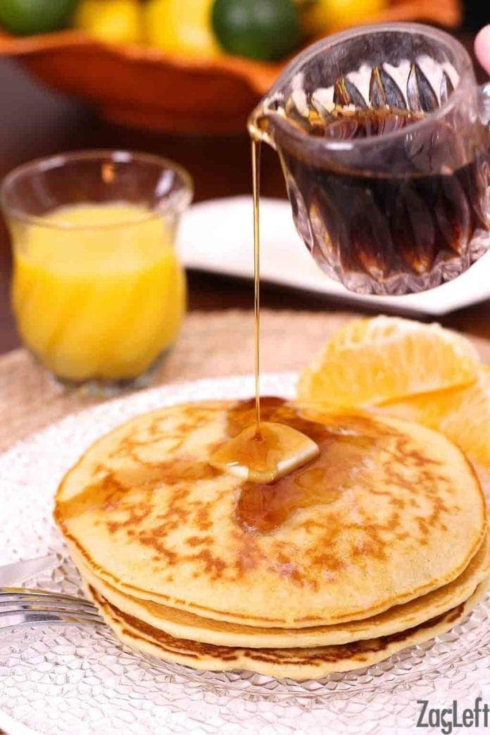 how to make perfect small pancakes