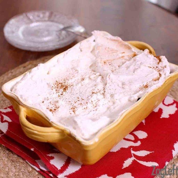 Tres Leches Cake With Limoncello | One Dish Kitchen