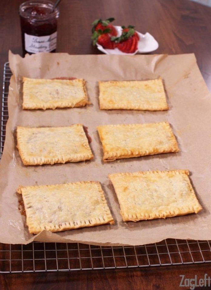 Breakfast Ideas | Homemade Toaster Pastries | One Dish Kitchen