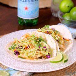 Fish Tacos | One Dish Kitchen