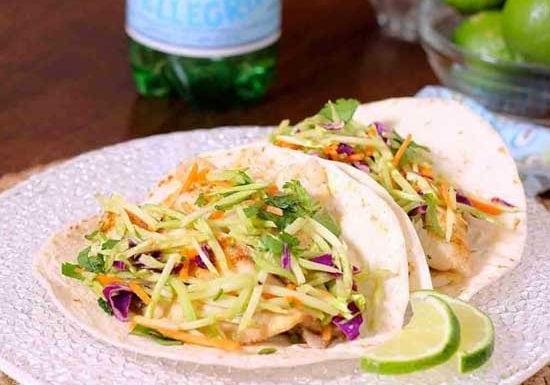 Fish Tacos   One Dish Kitchen