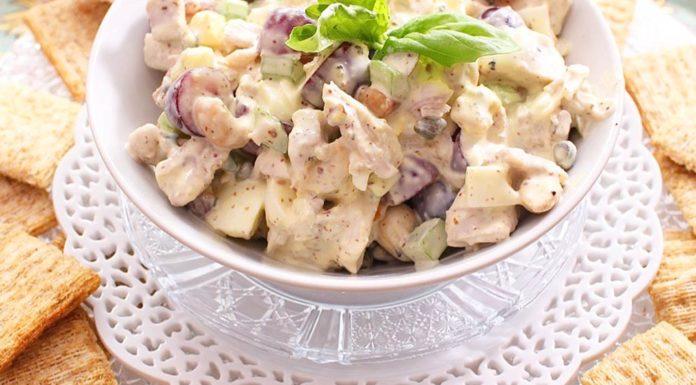 Chicken Salad Recipe   One Dish Kitchen