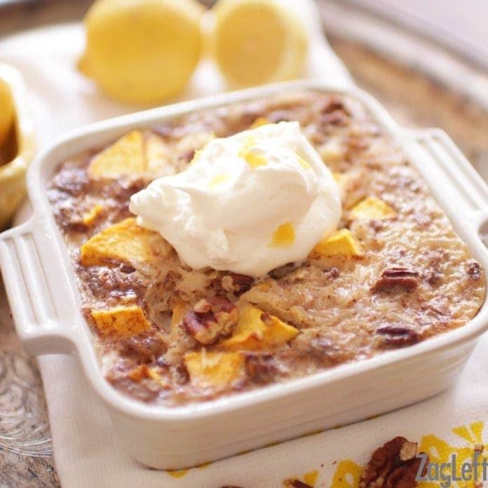 Bowl of rice pudding   Rice Pudding Recipe   One Dish Kitchen