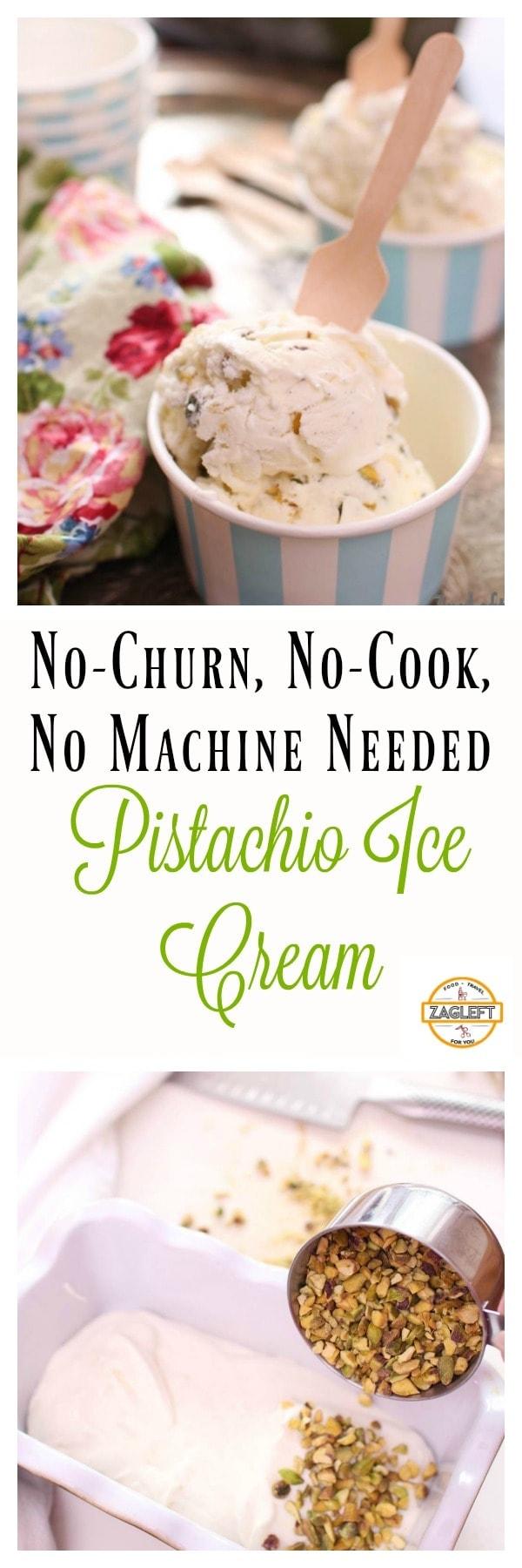 Pistachio Ice Cream | ZagLeft