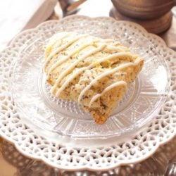 lemon scones | one dish kitchen