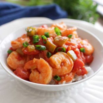 shrimp creole | one dish kitchen