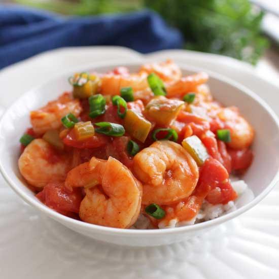 shrimp creole | one dish kitchen