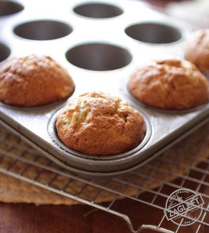 Banana Muffins | One Dish Kitchen