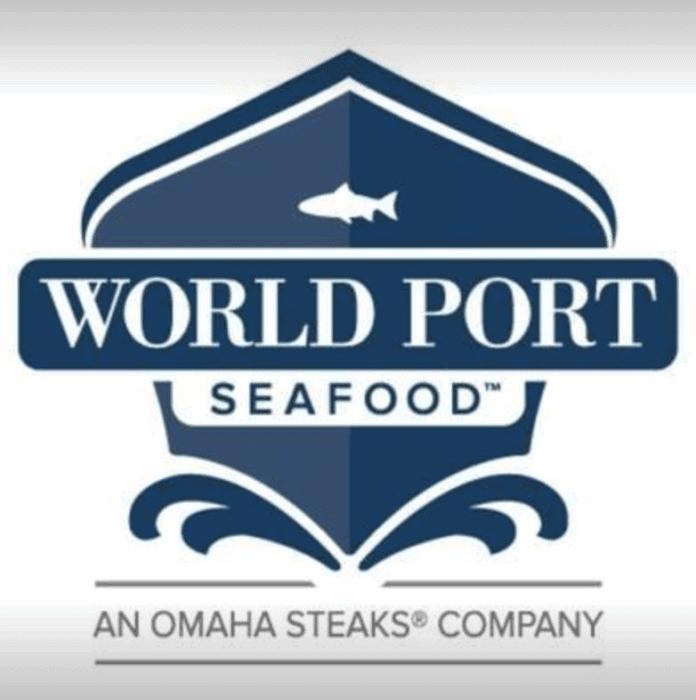 World Port Seafood   Mediterranean Shrimp and Pasta   One Dish Kitchen