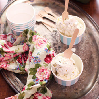 Pistachio Ice Cream | One Dish Kitchen