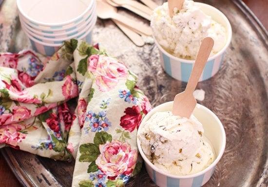 Pistachio Ice Cream | One Dish Kitchen