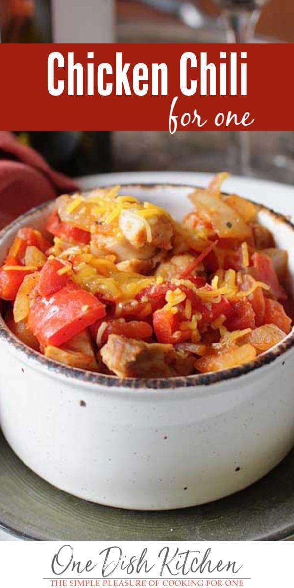chicken chili   one dish kitchen