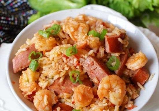 Jambalaya For One | One Dish Kitchen