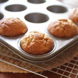 Small Batch Banana Muffins   One Dish Kitchen