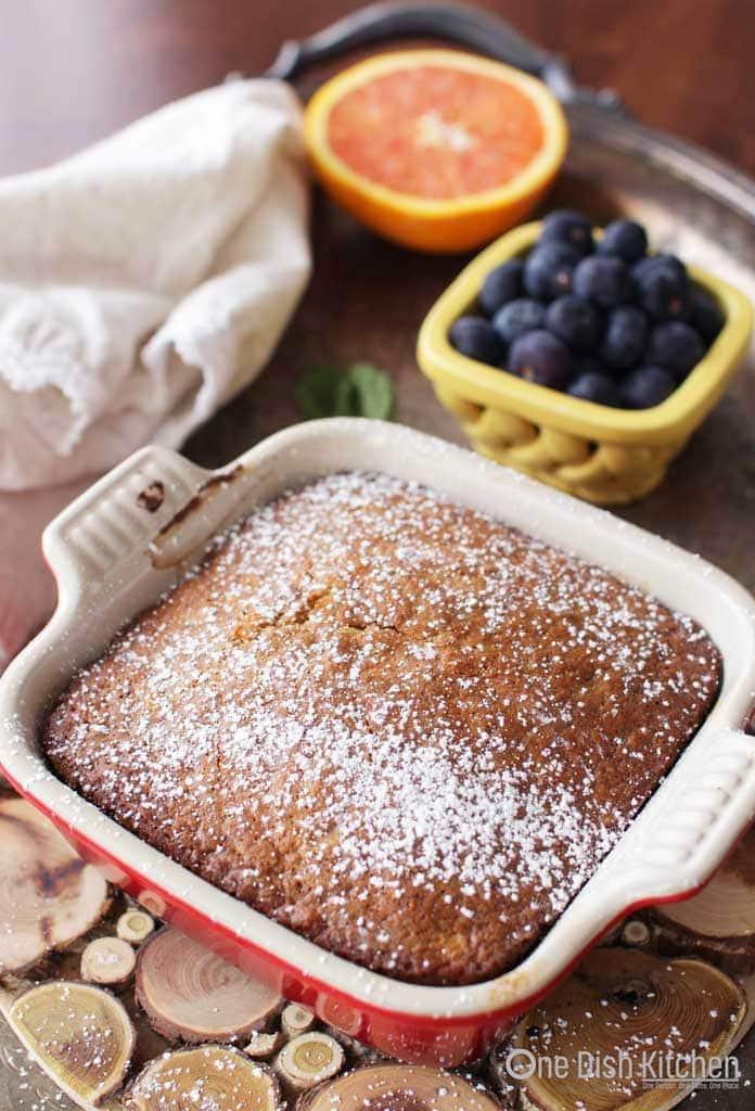 Breakfast Cake | One Dish Kitchen