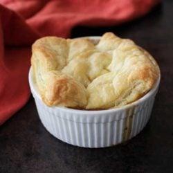 Chicken Pot Pie For One   One Dish Kitchen