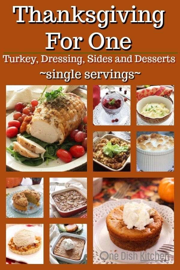 Sensational Thanksgiving Recipes For One One Dish Kitchen Interior Design Ideas Clesiryabchikinfo