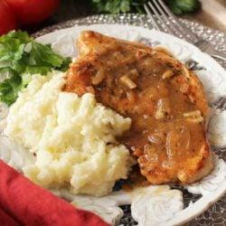 Turkey Cutlets Recipe   One Dish Kitchen