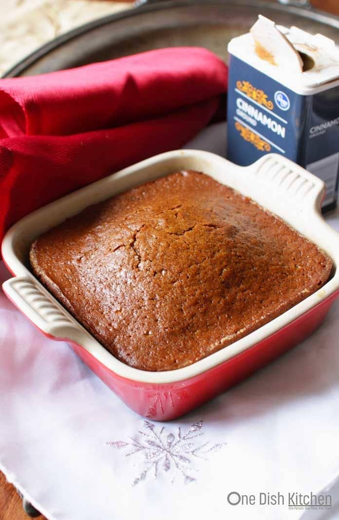 gingerbread | one dish kitchen