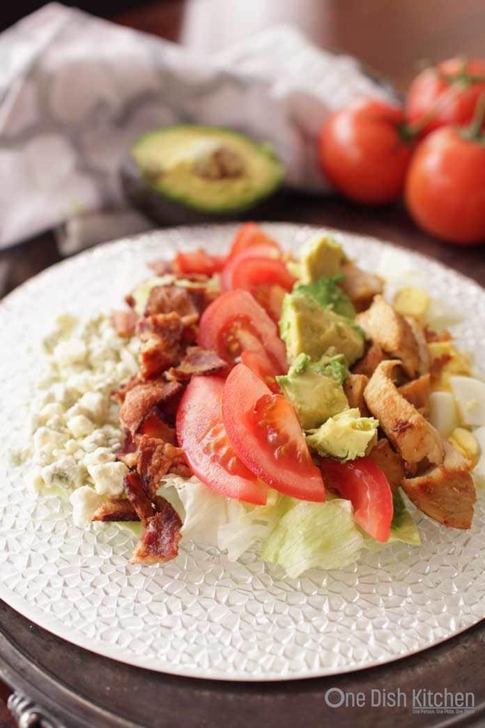Cobb Salad | One Dish Kitchen