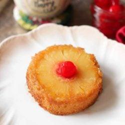 Pineapple Upside Down Cake   One Dish Kitchen