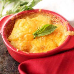 Scalloped Potatoes | One Dish Kitchen