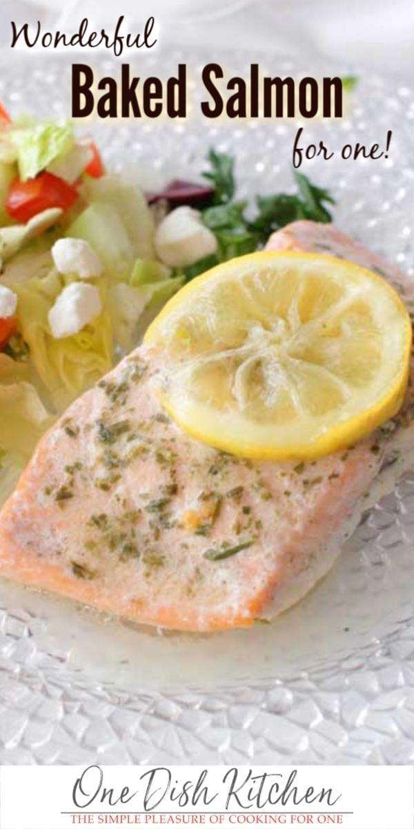baked salmon | one dish kitchen