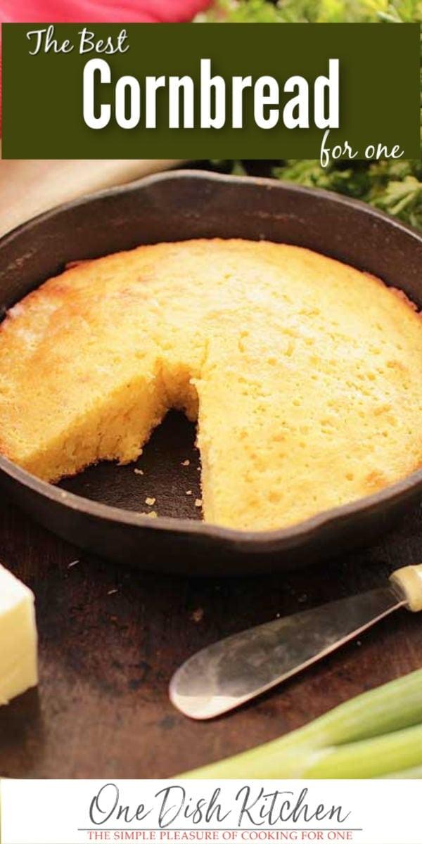 cornbread | one dish kitchen