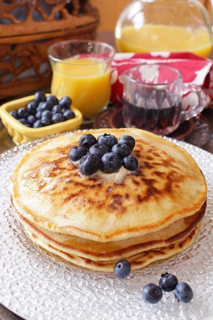 pancakes  one dish kitchen