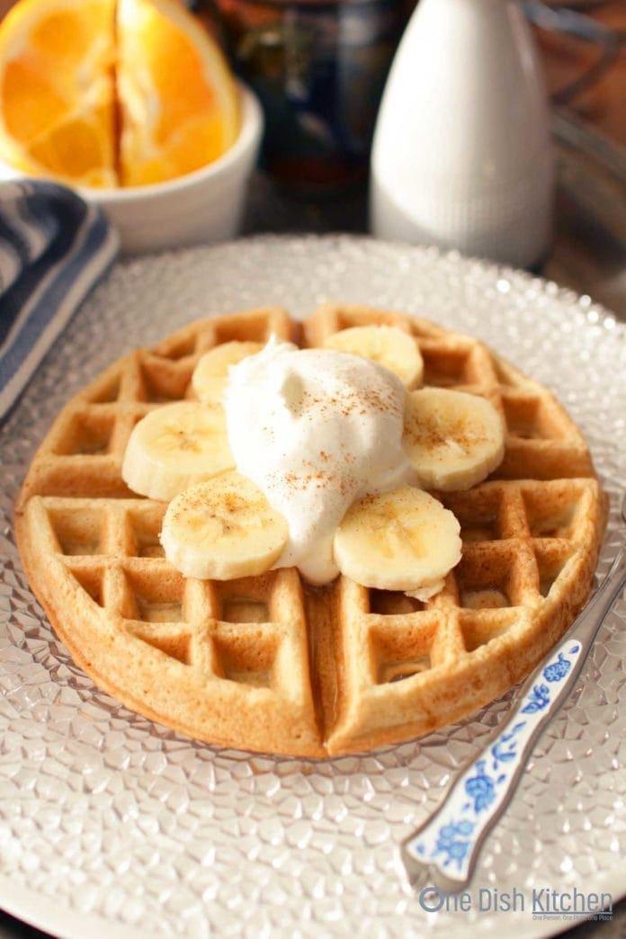 waffle \ one dish kitchen