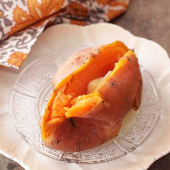 instant pot sweet potato | one dish kitchen