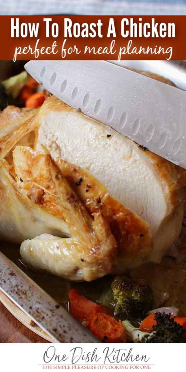roasted chicken | one dish kitchen