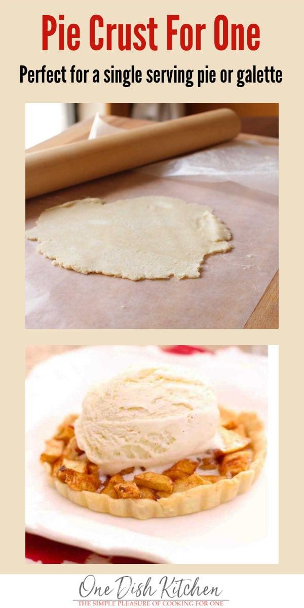 small pie crust   one dish kitchen