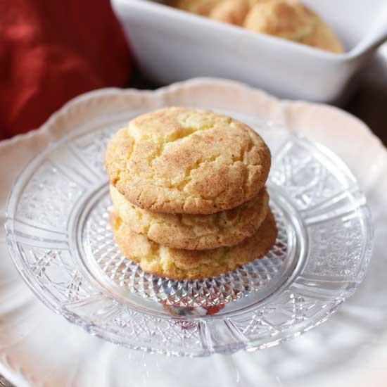snickerdoodle cookies   one dish kitchen