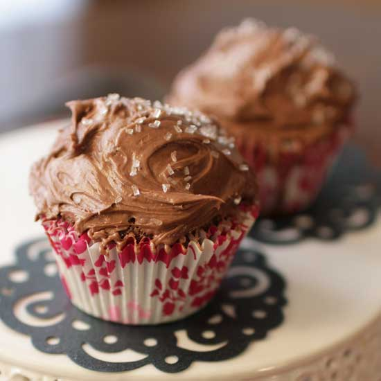 two chocolate cupcakes | one dish kitchen