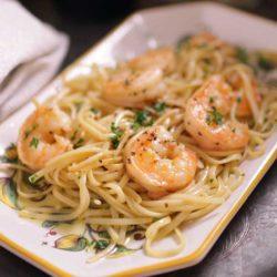 shrimp scampi | one dish kitchen